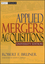 Applied Mergers and Acquisitions, University Edition (047139534X) cover image