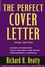 The Perfect Cover Letter, 3rd Edition (047147374X) cover image