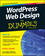 WordPress Web Design For Dummies, 3rd Edition (111908864X) cover image