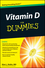 Vitamin D For Dummies (0470891750) cover image