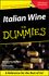Italian Wine For Dummies (0764553550) cover image