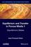 Equilibrium and Transfer in Porous Media 1: Equilibrium States (1848216750) cover image