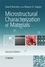 Microstructural Characterization of Materials, 2nd Edition (0470027851) cover image