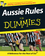 Aussie Rules For Dummies, 2nd Edition (0731405951) cover image