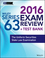 Wiley Series 63 Exam Review 2016 + Test Bank: The Uniform Securities Examination (1119112451) cover image