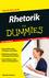 Rhetorik für Dummies, Das Pocketbuch 2. Auflage (3527693351) cover image