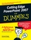Cutting Edge PowerPoint 2007 For Dummies (0470095652) cover image