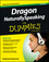 Dragon NaturallySpeaking For Dummies, 3rd Edition (1118671252) cover image