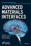 Advanced Materials Interfaces (1119242452) cover image