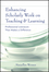 Enhancing Scholarly Work on Teaching and Learning: Professional Literature that Makes a Difference (1119132053) cover image
