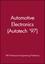 Automotive Electronics (Autotech '97) (1860581153) cover image