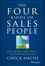 The Four Kinds of Sales People: How and Why They Excel- And How You Can Too (0470127554) cover image