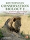 Key Topics in Conservation Biology 2 (0470658754) cover image