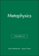 Metaphysics, Volume 25 (1118330854) cover image