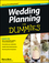 Wedding Planning For Dummies, 3rd Edition (1118360354) cover image