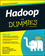 Hadoop For Dummies (1118607554) cover image