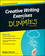 Creative Writing Exercises For Dummies (1118921054) cover image