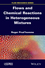 Flows and Chemical Reactions in Heterogeneous Mixtures (1848217854) cover image