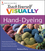 Teach Yourself VISUALLY Hand-Dyeing (0470403055) cover image