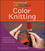 Teach Yourself VISUALLY Color Knitting (1118066855) cover image