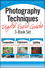 Photography Techniques Digital Field Guide 3-Book Set (1118271955) cover image