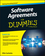 Software Agreements For Dummies (1119108055) cover image