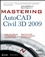Mastering AutoCAD Civil 3D 2009 (0470373156) cover image