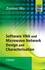Software VNA and Microwave Network Design and Characterisation (0470512156) cover image
