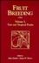Fruit Breeding, 3 Volume Set (0471126756) cover image