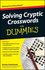 Solving Cryptic Crosswords For Dummies (1118305256) cover image