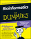 Bioinformatics For Dummies, 2nd Edition (0470089857) cover image