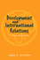 Development and International Relations: A Critical Introduction (0745614957) cover image