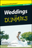 Weddings For Dummies, Mini Edition (1118042557) cover image