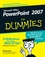 PowerPoint 2007 For Dummies (1118050657) cover image