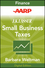 AARP J.K. Lasser's Small Business Taxes 2010: Your Complete Guide to a Better Bottom Line (1118233557) cover image