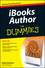 iBooks Author For Dummies (1118376757) cover image