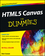 HTML5 Canvas For Dummies (1118385357) cover image