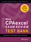 Wiley CPAexcel Exam Review 2014 Test Bank, Business Environment and Concepts (1118734157) cover image