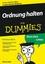 Ordnung halten für Dummies (3527642757) cover image