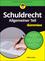 Schuldrecht Allgemeiner Teil für Dummies (3527810757) cover image