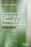 An Introduction to Corporate Finance: Transactions and Techniques, 2nd Edition (0470026758) cover image