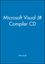 Microsoft Visual J# Compiler CD (0471644358) cover image