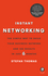 Instant Networking: The simple way to build your business network and see results in just 6 months (0857086758) cover image