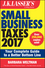 J.K. Lasser's Small Business Taxes 2017: Your Complete Guide to a Better Bottom Line (1119249058) cover image