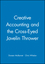 Creative Accounting and the Cross-Eyed Javelin Thrower (0471988359) cover image