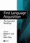 First Language Acquisition: The Essential Readings (0631232559) cover image