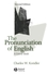 The Pronunciation of English: A Course Book, 2nd Edition (1405113359) cover image