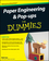 Paper Engineering and Pop-ups For Dummies (047040955X) cover image