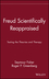Freud Scientifically Reappraised: Testing the Theories and Therapy (047157855X) cover image