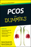 PCOS For Dummies (111809865X) cover image